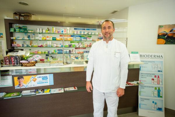 Lekarniška podružnica Destrnik